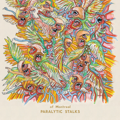 of Montreal's Paralytic Stalks - Now Available For Pre-Order!
