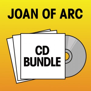 Pick 3 Joan of Arc CDs Bundle