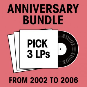Anniversary Bundle 2002-2006