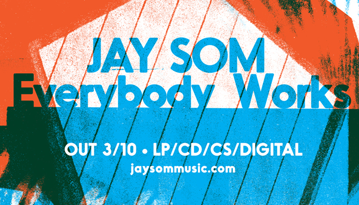 "Jay Som Announces Debut Album 'Everybody Works'; Shares New Track ""The Bus Song"""