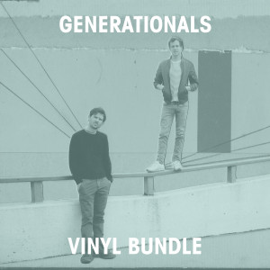 Pick 2 Generationals Vinyl Bundle