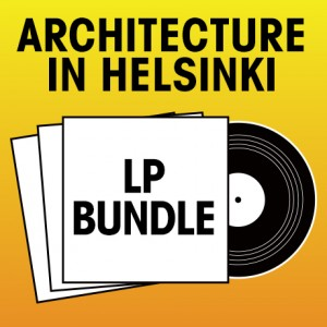 Pick 2 AiH LPs Bundle
