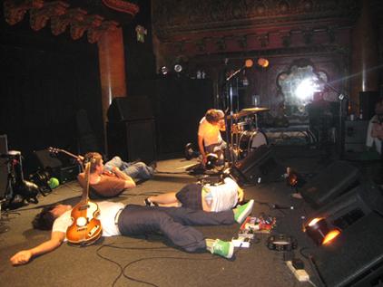 Stream Deerhoof's New Single