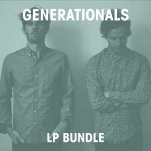 Pick 2 Generationals LPs Bundle