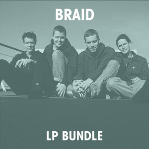 Pick 3 Braid LPs Bundle