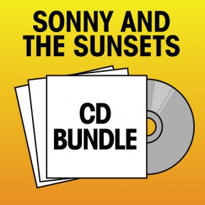 Pick 2 Sonny  The Sunsets CDs Bundle