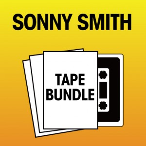Pick 3 Sonny Smith Tapes Bundle