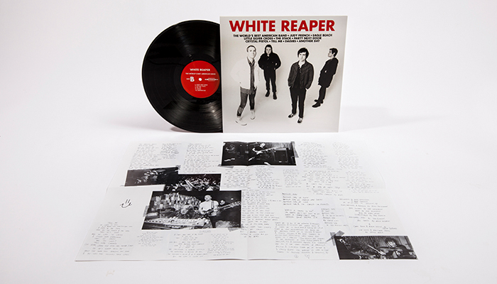 White Reaper's 'The World's Best American Band' added to Uproxx, Noisey, and Paste's Best Albums of 2017 lists
