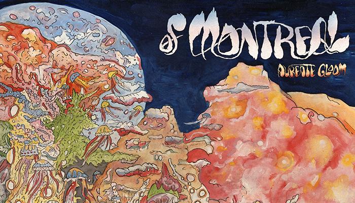 of Montreal Announce New Album - Aureate Gloom | Stream New Single