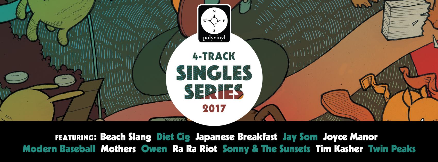 2017 4-Track Singles Series