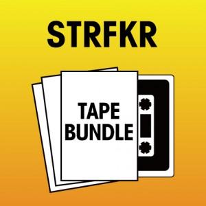 Pick 2 STRFKR Tapes Bundle