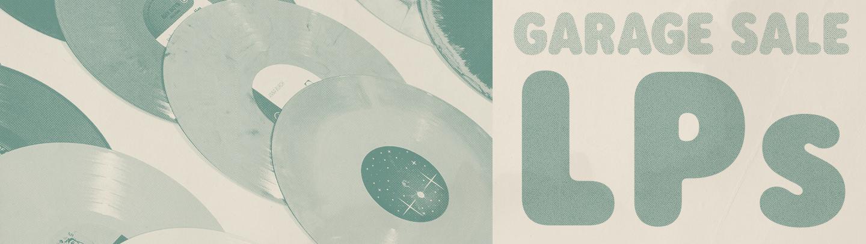 Garage Sale Lp Merch Polyvinyl Records