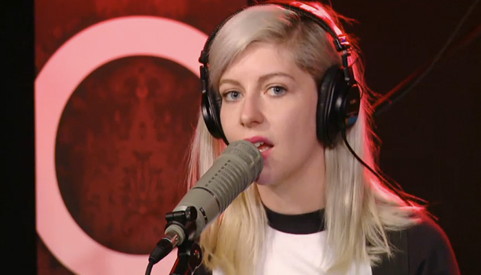 Alvvays Live Session on CBC Radio