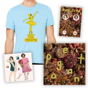 Pageant  Ben  Liv Magnetic Doll Set  Trophy T-shirt  PWR BTTM Button Set
