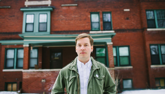 Fred Thomas' New Album, All Are Saved, Charts at Stereogum and Impose