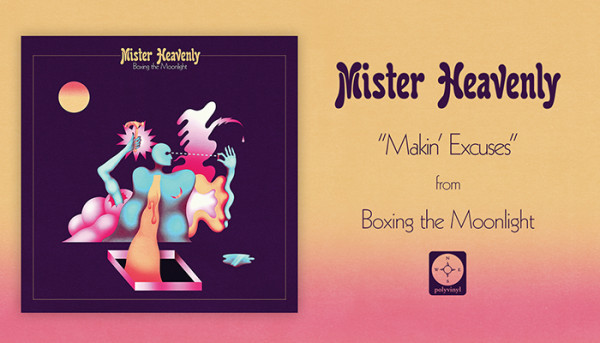 Mister Heavenly shares new single