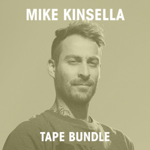 Pick 3 Mike Kinsella Tapes Bundle