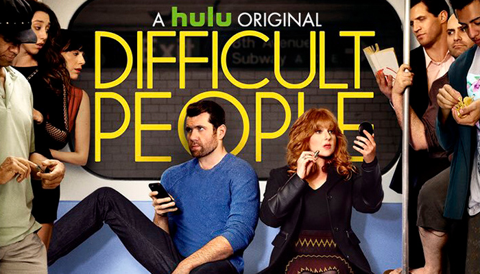White Reaper + Hulu's Difficult People = Best Friends