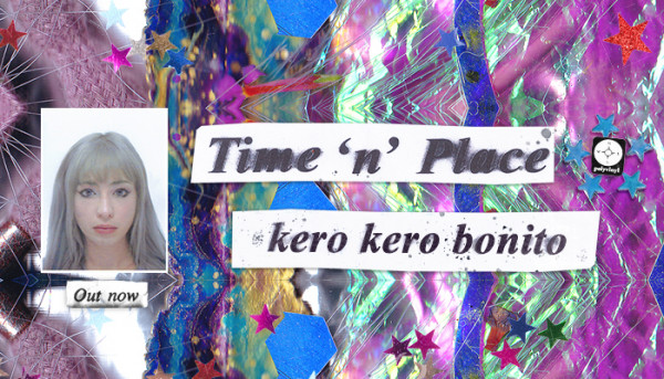 KERO KERO BONITO SURPRISE RELEASE HIGHLY ANTICIPATED SOPHOMORE ALBUM TIME 'N' PLACE