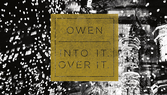 Owen / Into It. Over It. Split EP - OUT NOW!