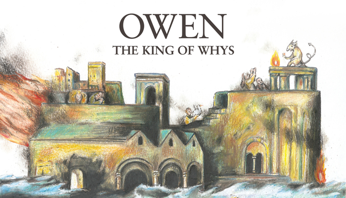 Owen Announces New Album - The King of Whys | Stream New Single 'Lost'