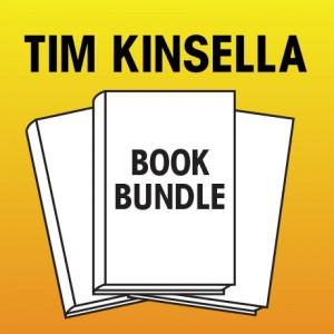 Pick 2 Tim Kinsella Books Bundle