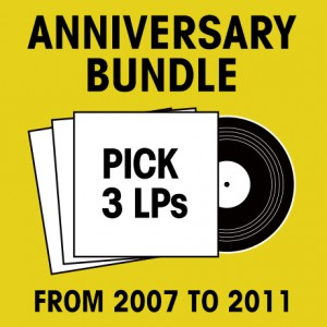 Anniversary Bundle 2007-2011