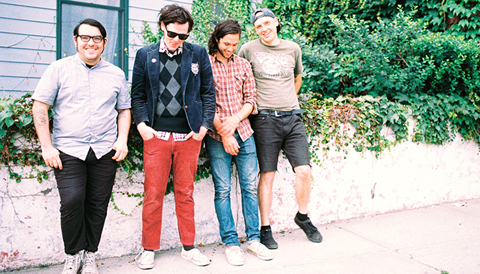 Beach Slang Announce New Album - The Things We Do To Find People Who Feel Like Us // Stream