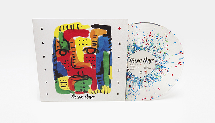 Stream New Pillar Point Album (Marble Mouth) on Under The Radar