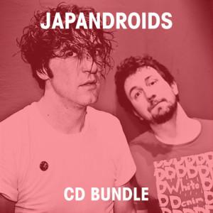 Pick 2 Japandroids CDs Bundle