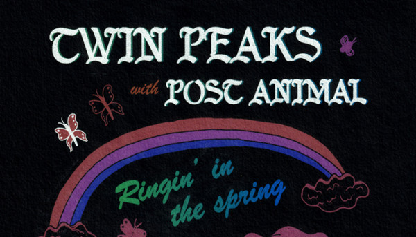 Post Animal announce May tour supporting Twin Peaks