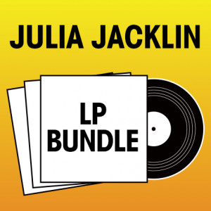 Pick 2 Julia Jacklin LPs Bundle