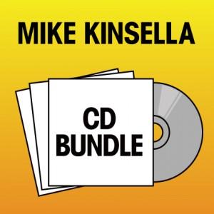 Pick 3 Mike Kinsella CDs Bundle