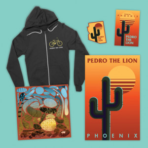 Phoenix  Yellow Bike Sweatshirt  Welcome to Phoenix Souvenir Set
