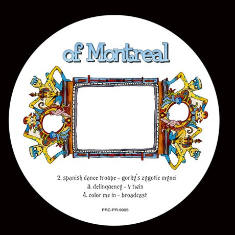 of Montreal - Satanic Panic Covers EP - Merch - Polyvinyl Records