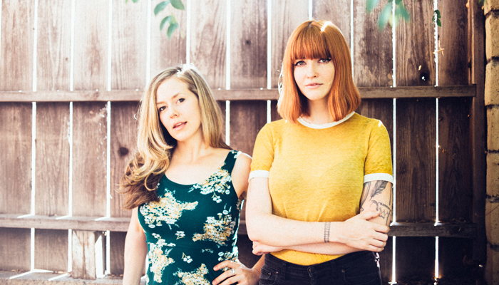 Katy Goodman and Greta Morgan Announce New Covers Record / Stream Replacements Cover