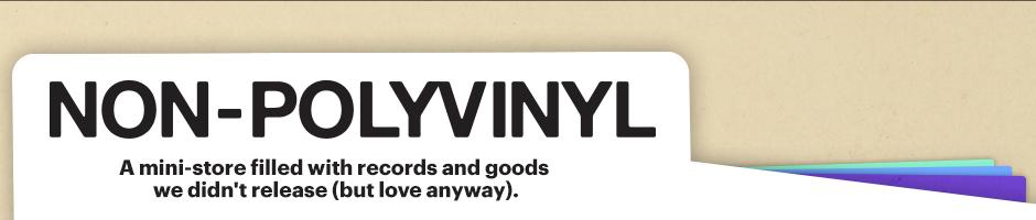 Non-Polyvinyl Shop
