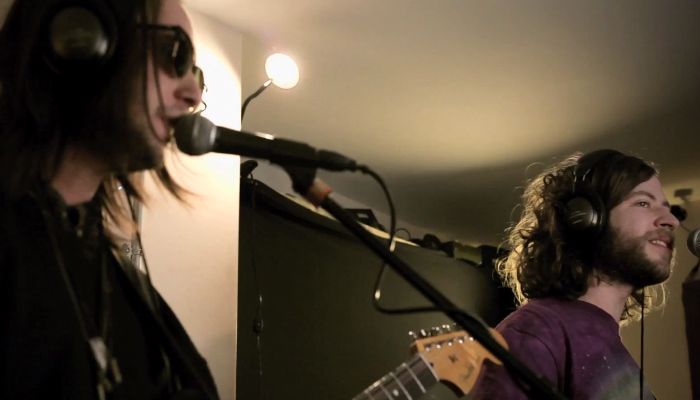 Wampire Newtown Session For Noisey