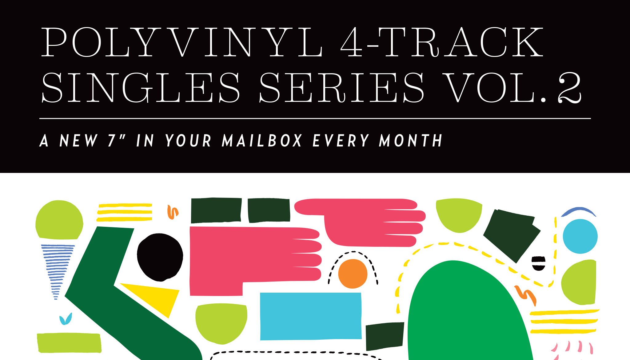 4-Track Singles Series Vol. 2 Announced!