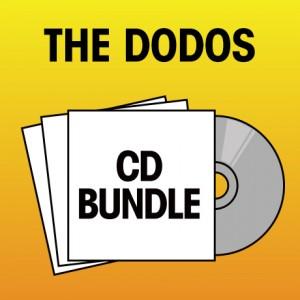 Pick 3 The Dodos CDs Bundle
