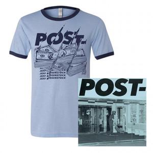 POST-  Warped Money T-Shirt