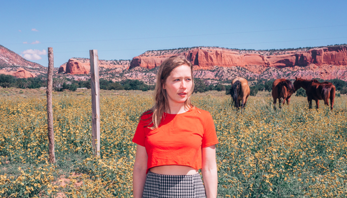 Julia Jacklin announces sophomore album, Crushing, with 'Head Alone,' plus a 2019 world tour!