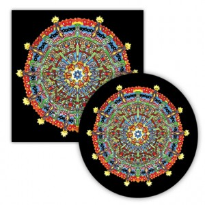 Hissing Fauna Are You the Destroyer  Hissing Fauna 12 Slipmat