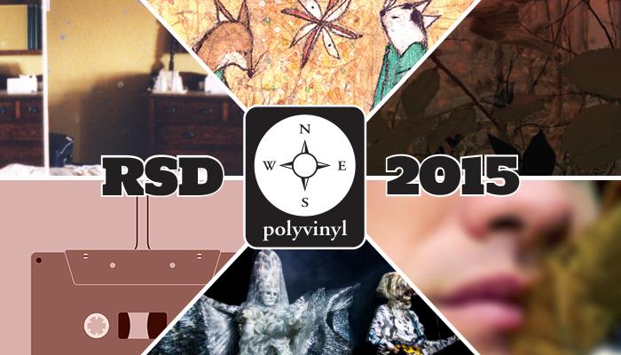 Polyvinyl & Record Store Day 2015