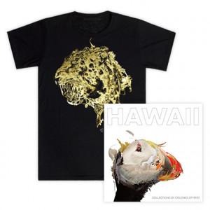 HAWAII  Golden Cat T-Shirt
