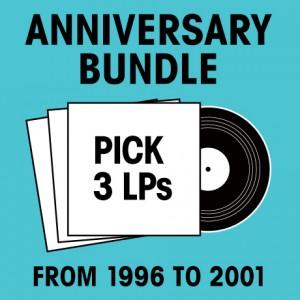 Anniversary Bundle 1996-2001