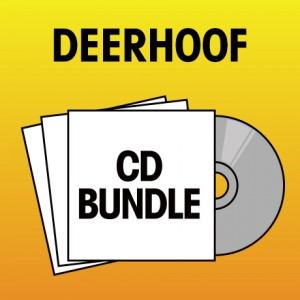 Pick 2 Deerhoof CDs Bundle