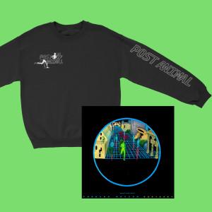 Forward Motion Godyssey  Post Animal Sweatshirt
