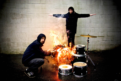 Japandroids Featured on The Nashville Scene