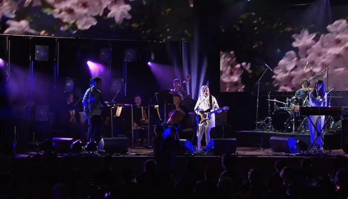 Alvvays Performs 'Archie, Marry Me' at Polaris 2015